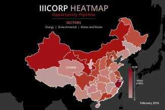 china heatmap